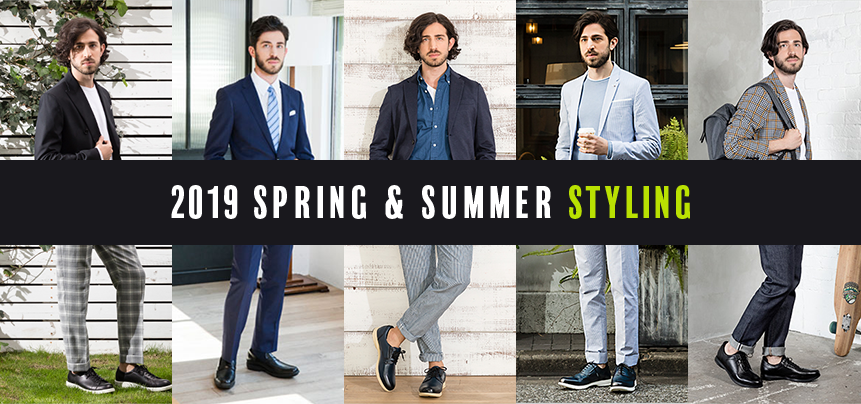 2019 SPRING & SUMMER STYLING